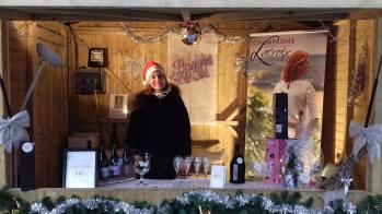 Cet hiver fut l'occasion d'aller votre rencontre avec différents salons et marchés. Ici le marché de Noël de Maurepas dans les Yvelines : du froid, mais de la bonne humeur garantie !
